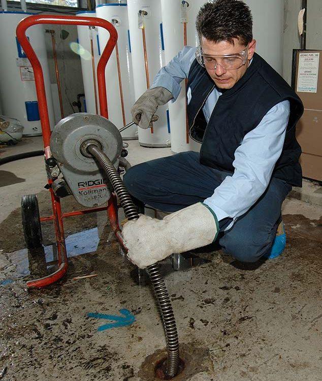 Débouchage canalisation haute pression : Service débouchage égout