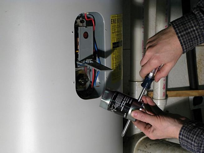 réparation chauffe eau Woluwe avec 2 ans garantie