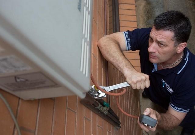 installation chauffe eau Weishaupt chez vous en 1h