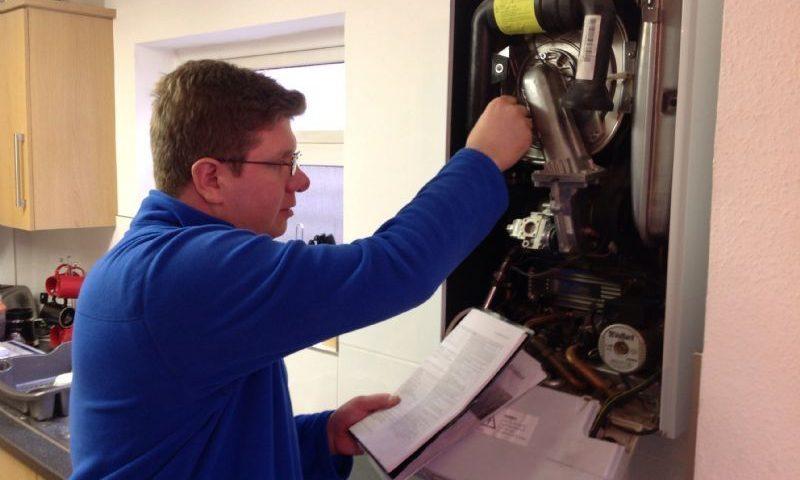 réparation boiler Schaerbeek intervention rapide