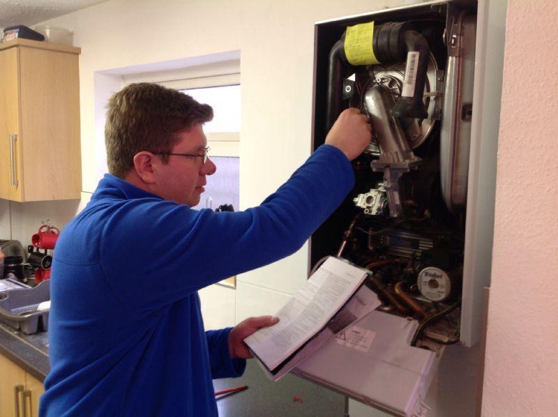 réparation chaudière gaz Woluwe service express