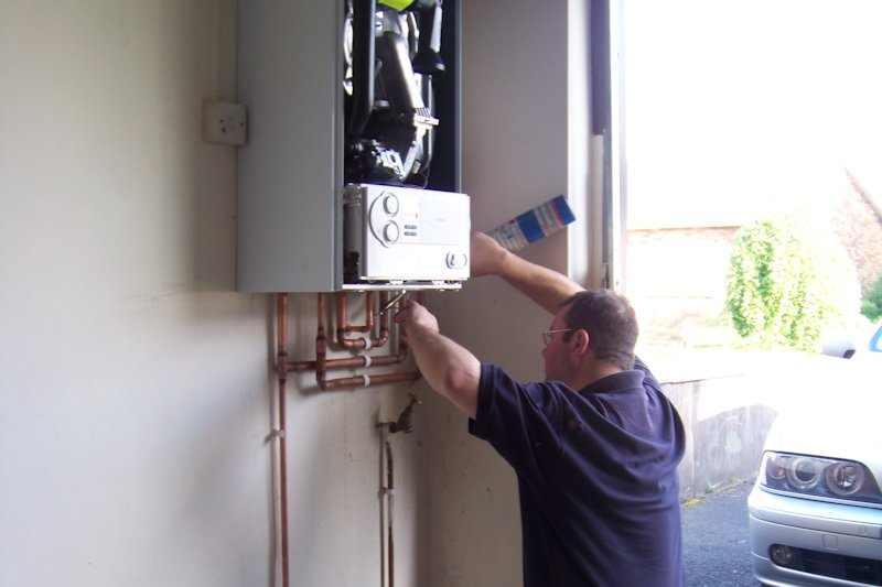 installation boiler Woluwe intervention rapide