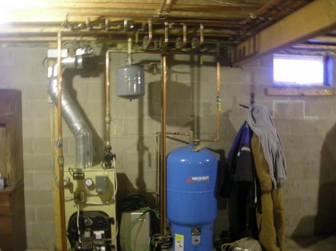 Problèmes courants d'eau chaude de la chaudière combinée Vaillant Eco Tec