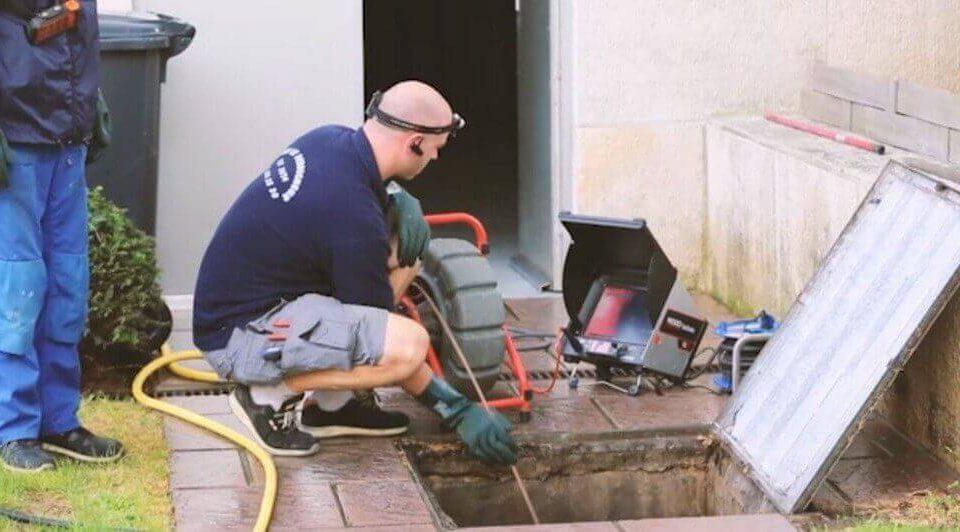 inspection canalisation par caméra Woluwe à partir de 79€