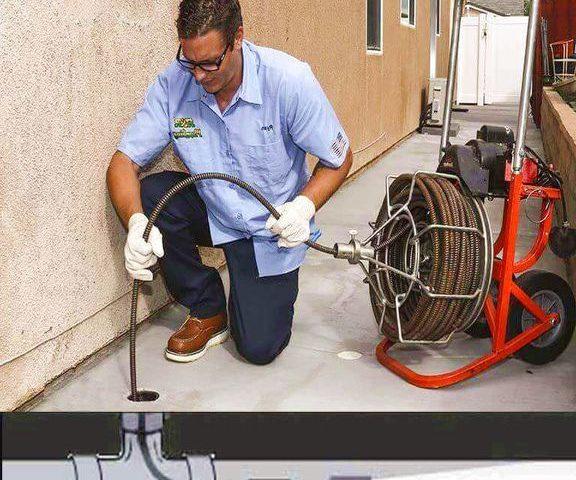Débouchage canalisation eau de pluie - Prix inspection caméra de canalisation