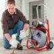 Débouchage baignoire urgent ou Pompe débouchage canalisation