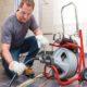 Débouchage canalisation acide chlorhydrique ou Curage canalisation