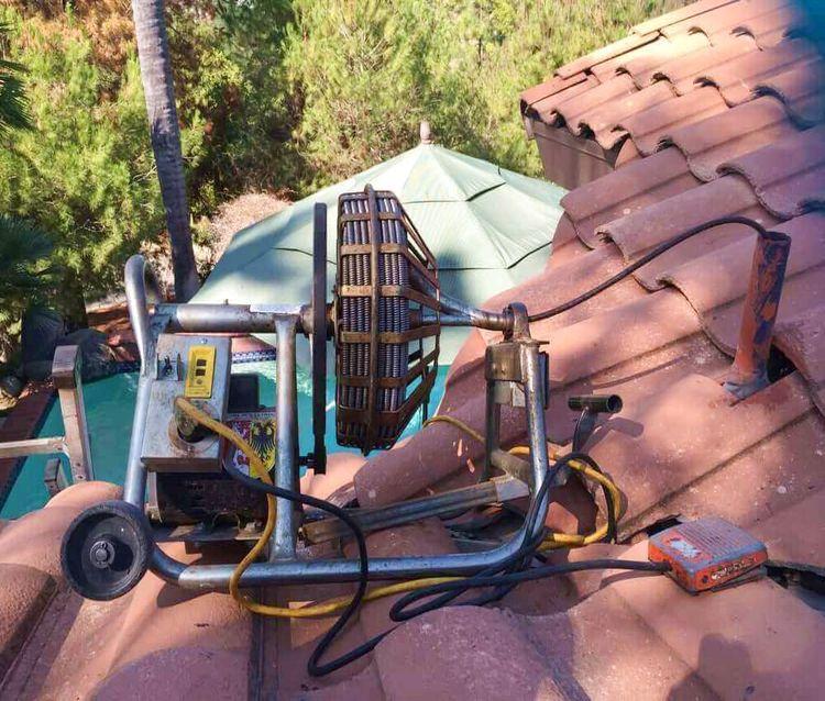 Débouchage canalisation nettoyeur haute pression & Société pour déboucher bruxelles