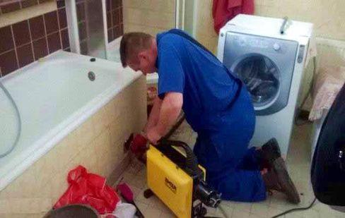 Déboucher receveur douche : Débouchage canalisation vinaigre
