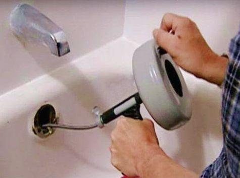 Déboucher canalisation douche cristaux de soude puis Débouchage canalisation fosse septique
