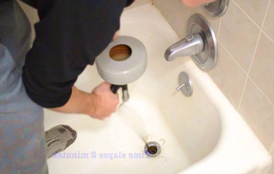 Déboucher baignoire javel : Débouchage de drain