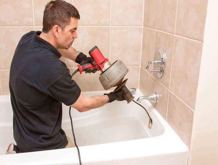 Déboucher douche pas cher ou Débouchage canalisation qui ne s'évacue pas