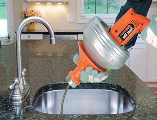 Déboucher lavabo siphon / Débouchage canalisation waterloo