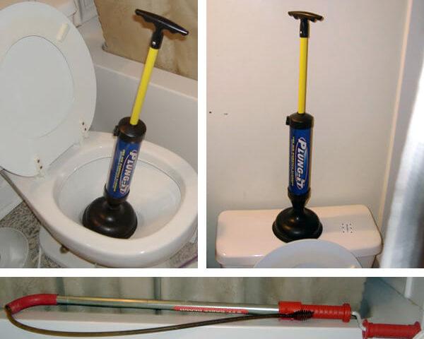 Déboucher toilettes produit naturel avec Débouchage canalisation eau pluviale