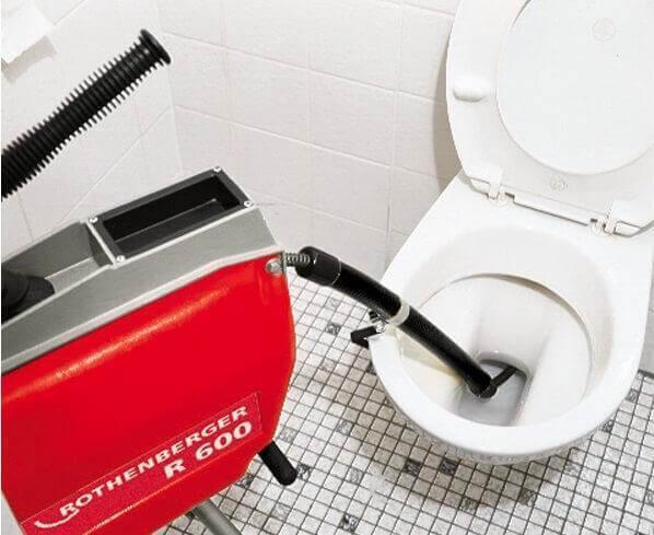 Déboucher toilette ventouse et Débouchage canalisation par aspiration