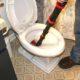 Débouchage wc acide chlorhydrique et Débouchage canalisation à l'acide
